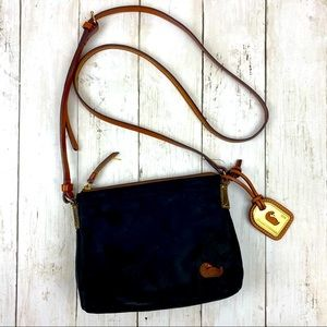 Dooney & Bourke Pouchette Nylon Crossbody Bag